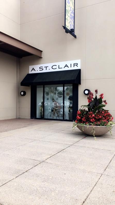 A. ST. CLAIR